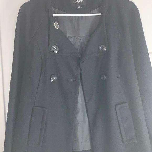 Mossimo Supply Co. Jackets & Blazers - Mossimo pea coat-Black